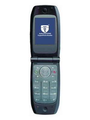 GSMK CryptoPhone G10i+