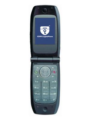 Криптотелефон GSMK CRYPTOPHONE G10I+
